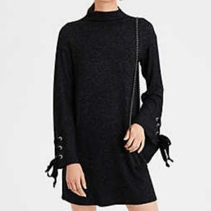 NWT American Eagle Mock Neck Sweater Dress